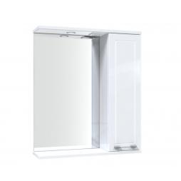 Дзеркало Elegance з шафою та підсвіткою 60 см