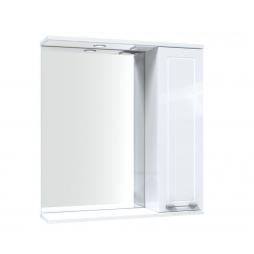 Дзеркало Elegance з шафою та підсвіткою 65 см