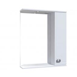 Дзеркало Лаура з шафою та підсвіткою 70 см