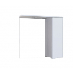 Дзеркало Лион з шафою та підсвіткою 70 см