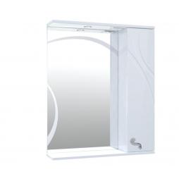 Дзеркало Ронда з шафою та підсвіткою 70 см