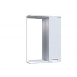 Дзеркало SIMPLI з шафою та підсвіткою 50 см