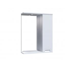 Дзеркало SIMPLI з шафою та підсвіткою 55 см