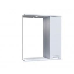 Дзеркало SIMPLI з шафою та підсвіткою 60 см