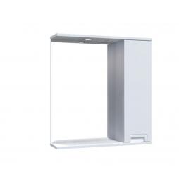 Дзеркало SIMPLI з шафою та підсвіткою 65 см